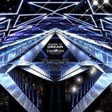 Vista superior del escenario de Eurovisión 2019