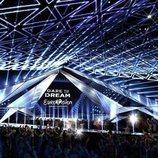 El triángulo, elemento principal del escenario de Eurovisión 2019