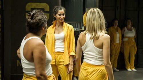 Macarena se reencuentra con Saray en 'Vis a vis' en la cuarta temporada