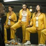 Saray se enfrenta a Sandoval junto al resto de reclusas de 'Vis a vis' en la cuarta temporada