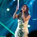 """Julia, de 'OT 2018', lucha en la preselección de Eurovisión 2019 con """"Qué quieres que haga"""""""