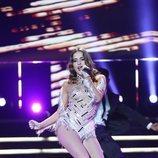 """Marilia, de 'OT 2018', canta """"Todo bien"""" en la preselección de Eurovisión 2019"""