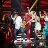Actuación final de Miki, de 'OT 2018', tras ganar la preselección de Eurovisión 2019