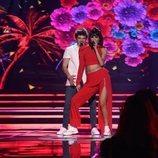"""Miki y Natalia, de 'OT 2018', cantan """"Nadie se salva"""" en la preselección de Eurovisión 2019"""