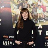 Elena Trapé, directora de 'Boca Norte', en la presentación de la serie de Playz