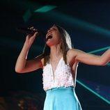 "Sabela, de 'OT 2018', canta ""Hoy soñaré"" en la prelesección de Eurovisión 2019"