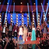 """Los finalistas de la preselección de Eurovisión 2019 y concursantes de 'OT 2018' cantan """"Toy"""""""