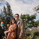 Eva Ugarte y Berto Romero en la segunda temporada de 'Mira lo que has hecho'