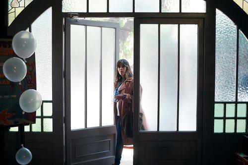Eva Ugarte como Sandra en la segunda temporada de 'Mira lo que has hecho'