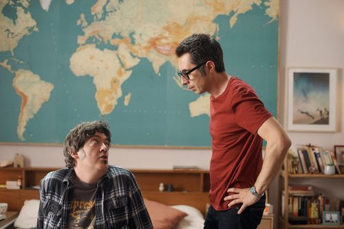 Berto Romero en la segunda temporada de 'Mira lo que has hecho'