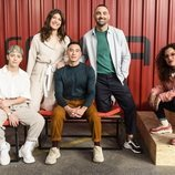 Los profesores y el director de 'Fama a bailar 2019'