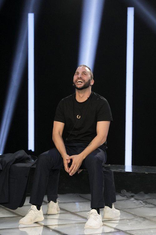 Antonio Tejado feliz tras no ser expulsado en la gala 4 de 'GH Dúo'