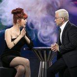 Yurena con Jorge Javier en la gala 4 de 'GH Dúo'