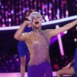 Carlos Marco como Soraya Arnelas en la Gala 13 de  'Tu cara me suena'