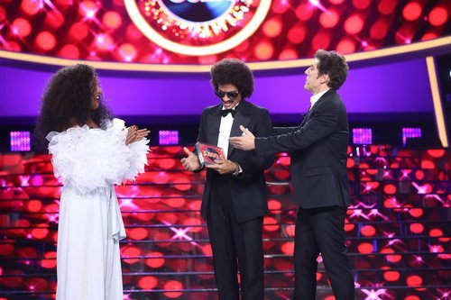 Carlos Baute y Ruth Lorenzo, ganadores de la Gala 13 de 'Tu cara me suena'