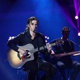 Jordi Coll como Antonio Vega en la Gala 13 de 'Tu cara me suena'
