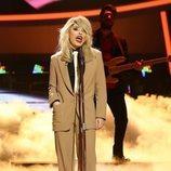 Soraya como Blondie en la Gala 13 de 'Tu cara me suena'