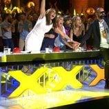 El jurado de 'Got Talent España 4' y Santi Millán dan su