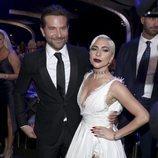 Lady Gaga y Bradley Cooper en los SAG Awards 2019