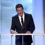 Antonio Banderas durante la gala de los SAG Awards 2019
