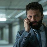 Guido Caprino interpreta al primer ministro en 'El milagro'