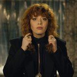 Natasha Lyonne interpreta a Nadia en 'Muñeca rusa'
