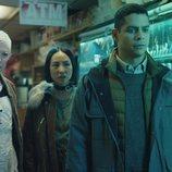 Charlie Barnett es Alan en 'Muñeca rusa'