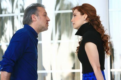 Ender y Selim, uno de los matrimonios de 'Medcezir'