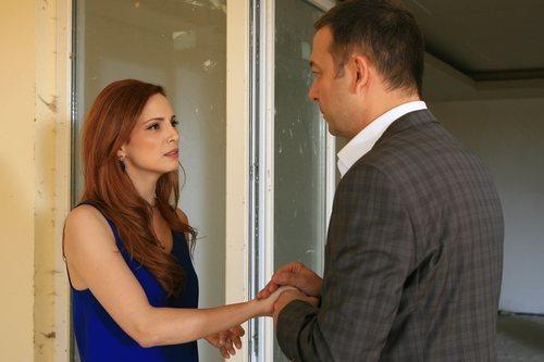 Ender y Faruk en una escena de 'Medcezir'