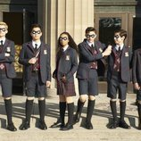 'The Umbrella Academy', la academia formada por superhéroes de Netflix