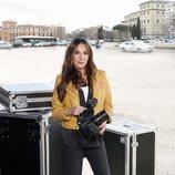 Marta Losada forma parte del equipo de reporteros de 'En el punto de mira'