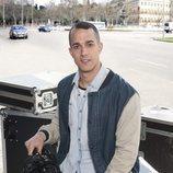 Pablo de Miguel, reportero de 'En el punto de mira'