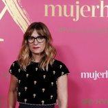 Noemí Galera recoge el premio Mujer Hoy