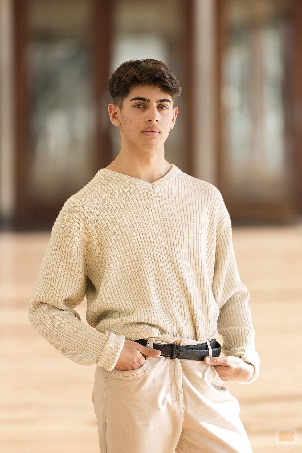Nacho es concursante de 'Fama a bailar 2019'