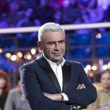 Jorge Javier Vázquez en el plató de la Gala 5 de 'GH Dúo'