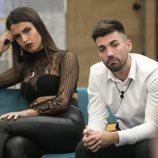 Sofía Suescun y Alejandro Albalá durante la Gala 5 de 'GH Dúo'