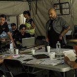 El equipo de policías en el último episodio de 'Vis a vis'