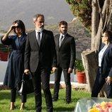 Goya Toledo, Francesc Garrido y Raúl Prieto en la nueva serie de HBO 'La Sala'