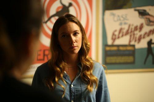 Natalia Rodriguez Arroyo en la nueva serie de HBO 'La Sala'