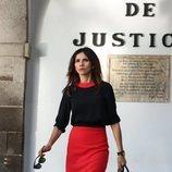Goya Toledo en la nueva serie de HBO 'La Sala'