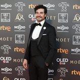 José Manuel Seda en la alfombra roja de los Premios Goya 2019