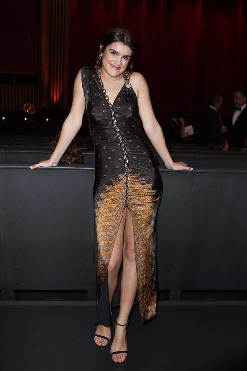 Amaia Romero durante la gala de los Premios Goya 2019