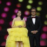 Silvia Abril y Andreu Buenafuente en los Premios Goya 2019