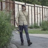 Negan camina en solitario en la novena temporada de 'The Walking Dead'