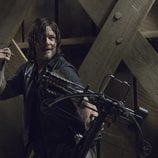 Norman Reedus como Daryl en la novena temporada de 'The Walking Dead'