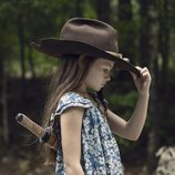 Judith Grimes en la novena temporada de 'The Walking Dead'