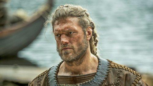 Kjietill en la quinta temporada de 'Vikings'