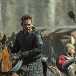 El obispo Heahmund en la quinta temporada de 'Vikings'