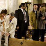 Anabel Alonso antes de casarse en 'La familia Mata'