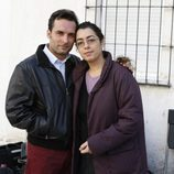 Antonio Chamizo y María Isasi